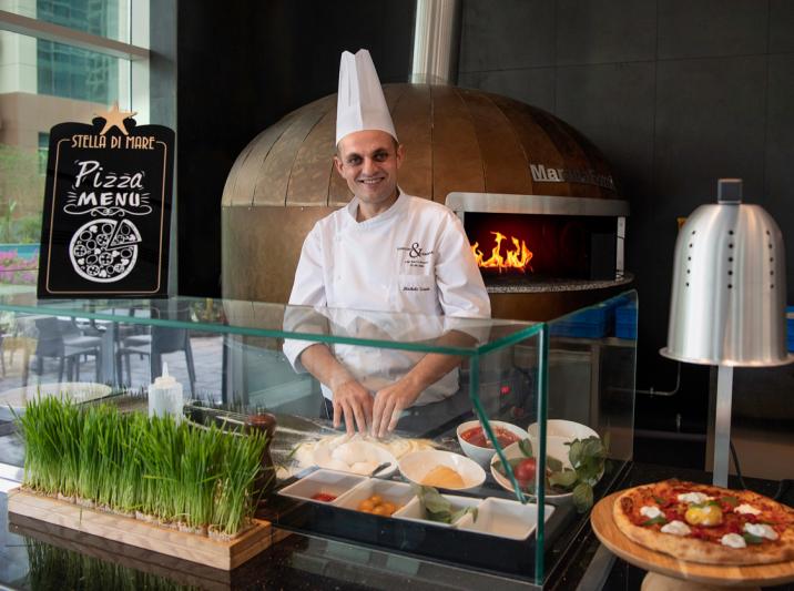 Restaurants and bars in Stella Di Mare, New restaurants in Dubai Marina