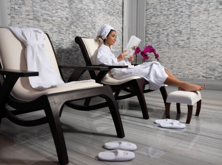 Spas and leisure facilities at Stella Di  Mare